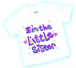 I'm The Little Sister T-Shirt