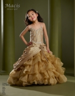 Flower Girl / Pageant Dress by Macis Design   73945