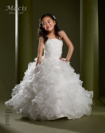 Flower Girl / Pageant Style Dress by Macis Design 73915