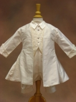 Cassiani Couture Boys Silk Christening Outfit - Brian A
