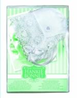 Irish Heirloom Hankie Bonnet