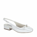 Girls Communion Shoe by Touch Ups Rosie - 149