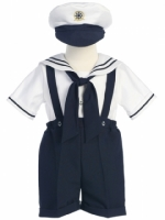 Sailor Outfit for Boys G830-1