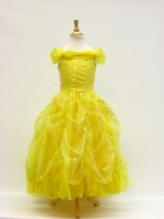 Cinderella Style Dress Yellow
