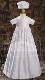 Boys Silk Dupioni Convertible Gown by Little Things Mean Alot