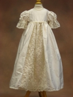 Cassiani Couture Christening Gown - Kallie