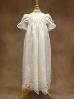 Cassiani Couture Christening Gown - Marabella