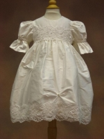 Cassiani Couture Christening Gown - Rachael