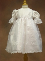 Cassiani Couture Christening Gown - Daisy