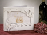 Butterfly Theme Guest Book