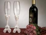 Fairytale Theme Toasting Glasses