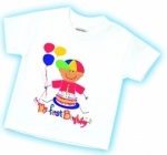 Boys 1st Birthday Shirt by Adorable Originals