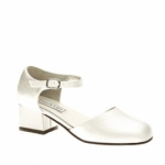 girls Communion Shoe by Touch Ups Clarissa - 780