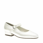 Girls Communion Shoe by Touch Ups Sabrina - 773