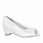 Girls Communion Shoe by Touch Ups Kayla - 150