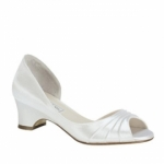 Girls Communion Shoe by Touch Ups Wendi - 151