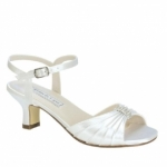Girls Communion Shoe by Touch Ups Talia - 152