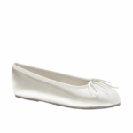 Girls Communion Shoe by Touch Ups Children\'s Ballet - 144