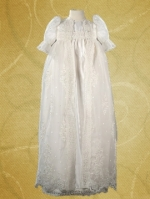 Cassiani Couture Christening Dress - Samantha