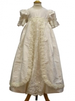 Cassiani Couture Christening Gown - Aphrodite