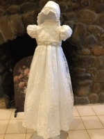 Martina Christening Baptism Dress by Christie Helene