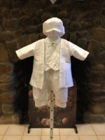 Jason   Christening Baptism Outfit by Christie Helene