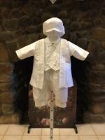Jason   Christening Baptism Outfit by Christie Helene