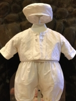 Paul Richard      Christening Baptism Outfit by Christie Helene