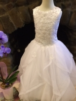 P1457 Christie Helene Elite Collection First Communion Dress 2018 Discounted