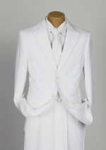 Boys First Communion Suit White by Andrew Marc