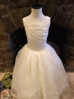 C7005S Christie Helene Signature Collection Communion Dress 2018 Discounted