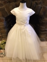 C3109 Christie Helene Angel Signature Collection Communion Dress 2019 Ivory