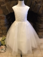 C3186 Christie Helene Angel Signature Collection Communion Dress 2019 Ivory