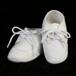 Christening Baptism Cotton Shoe for Boys