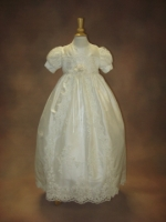 Carmela Christening Gown by Piccolo Bacio