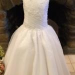 UF4084S Discounted Christie Helene First Communion Dress