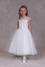 Discounted Sweetie Pie Collection First Communion Dress 3010T