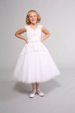 Sweetie Pie Collection First Communion Dress 3035T