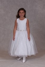 Discounted Sweetie Pie Collection First Communion Dress 3006T